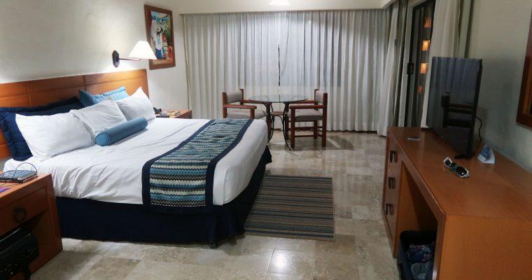 Plaza Pelicanos Grand Beach Resort Room Tour | Puerto Vallarta Mexico