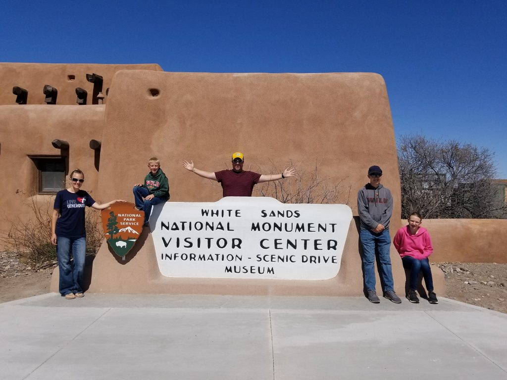Homeschooling, reasons to homeschool, homeschooling on the road, roadschooling, national park system, history at national monuments